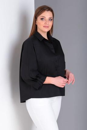 Блузка Таир-Гранд 62375 черный фото