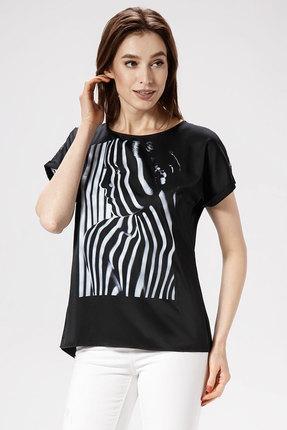 Блузка Panda 471140 черный