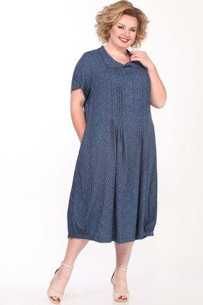 Платье Bonna Image 256 синий фото