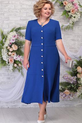 Платье Ninele 2263 василёк фото