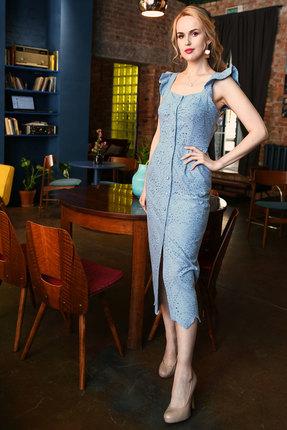 Платье Andrea Fashion AF-15-2 джинс