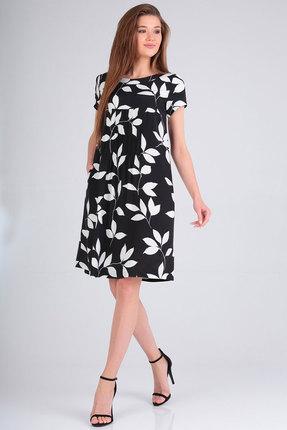 Платье Ксения Стиль 1789 черный