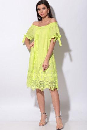 Платье Bonna Image 348 салатовый