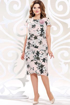 Платье Mira Fashion 4811-2 светло-розовый фото