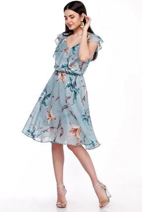 Платье LaKona 1279/1 голубой фото