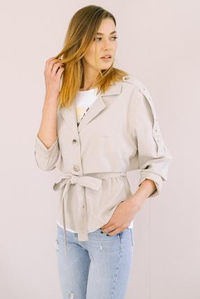Куртка Фантазия Мод 3780 бежевые тона