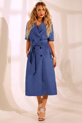 Платье Golden Valley 4671 синий