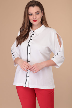 Рубашка Danaida 1884 белый фото