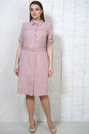 Платье Белтрикотаж 4997 розовый фото