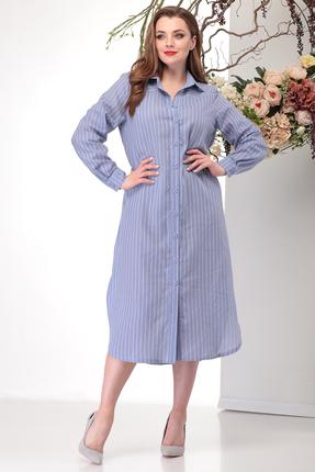 Платье Michel Chic 2002 голубой