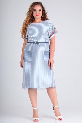 Платье SOVITA 5/575 голубой