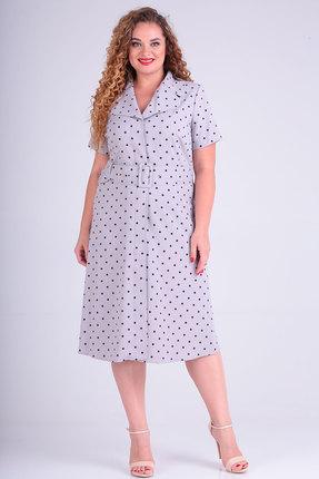 Платье SOVITA 1-349 светло-сиреневый фото