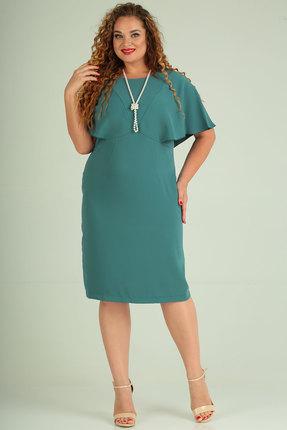 Платье SOVITA 1-346 зеленый фото
