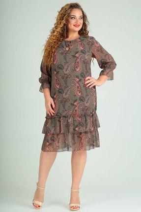 Платье SOVITA 5/574 мультиколор фото