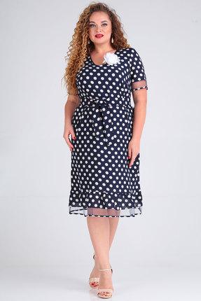 Платье SOVITA 5/596 синий фото
