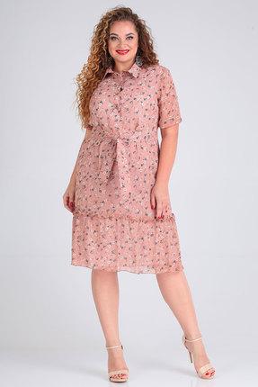 Платье SOVITA 5/583 розовый