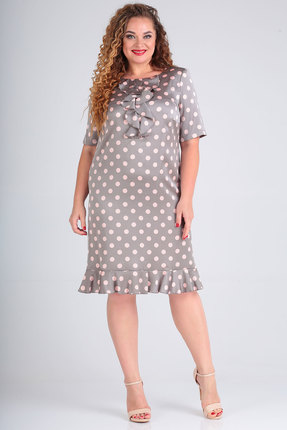 Платье SOVITA 5/557 серые тона