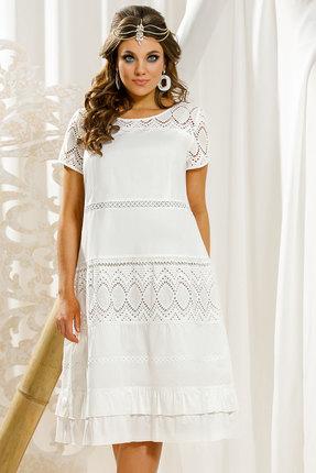 Платье Vittoria Queen 11313 молочный