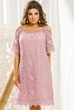 Платье Vittoria Queen 11453 светлая сирень