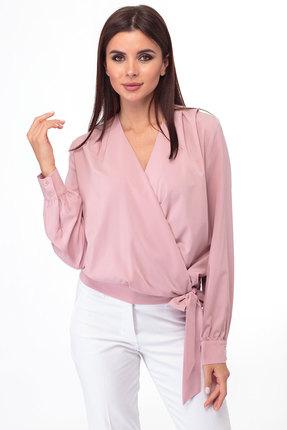 Блузка Anelli 829 розовый