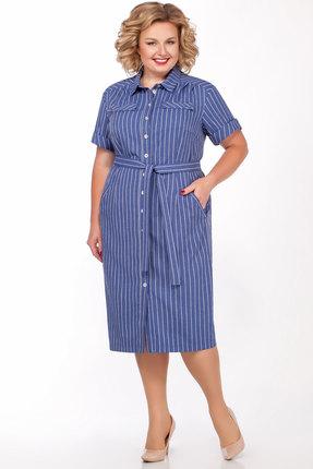 Платье LaKona 997/1 синий