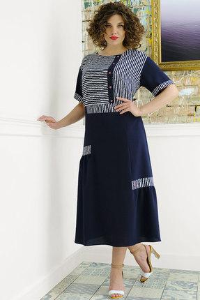 Платье Avanti Erika 1011-1 синий фото