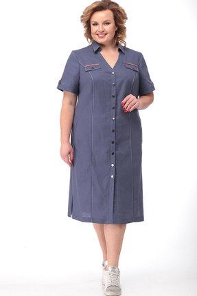 Платье Bonna Image 517 джинс