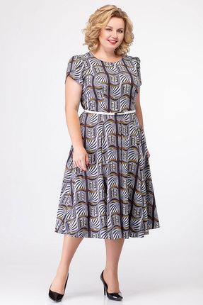 Платье SWALLOW 275 мультиколор
