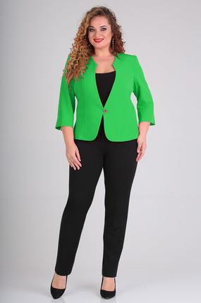 Жакет Таир-Гранд 6308 зеленый
