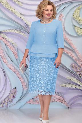 Комплект юбочный Ninele 2262 голубой