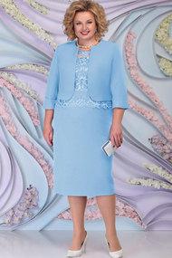 Комплект плательный Ninele 3101 голубой