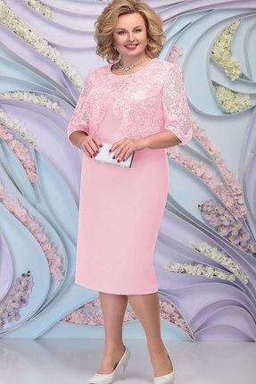 Платье Ninele 3102 пудра