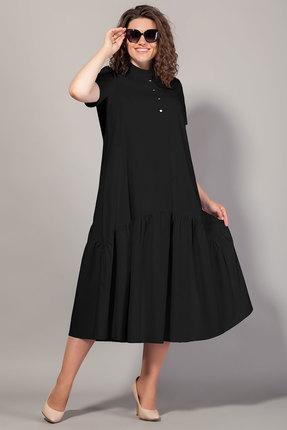Платье Сч@стье 7100-1 черный