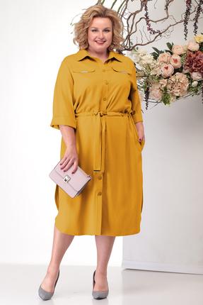 Платье Michel Chic 2010 желтый