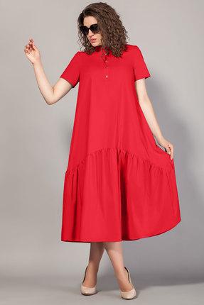 Платье Сч@стье 7100-3 красный