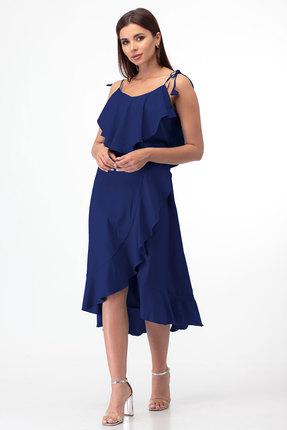 Сарафан Anelli 726 синий