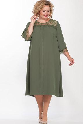 Платье Bonna Image 527 хаки