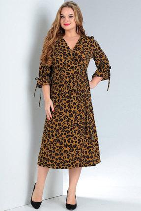 Платье Jurimex 2273-2 терракотовый