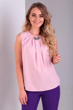 Блузка Таир-Гранд 62174 розовый фото