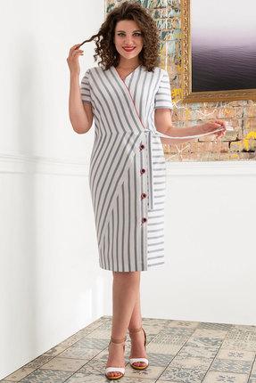 Платье Avanti Erika 984-2 белые тона