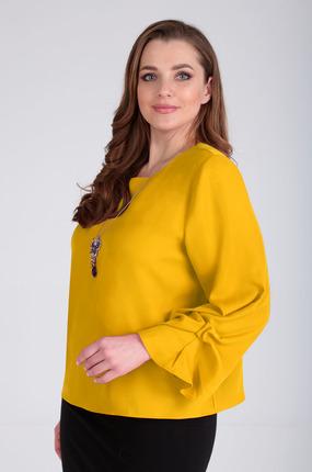 Блузка Таир-Гранд 62365 желтый