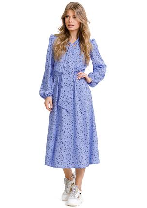 Платье PIRS 1263 синий
