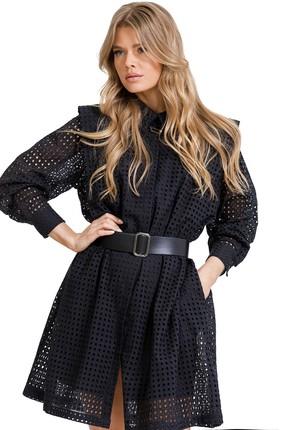 Платье PIRS 1372 черный