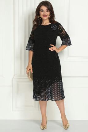 Платье Solomeya Lux 725 черный