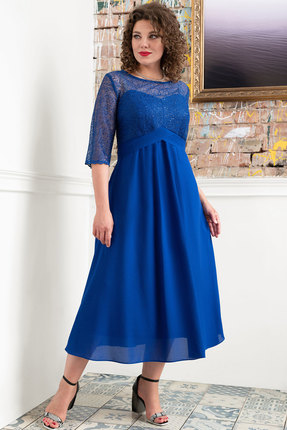 Платье Avanti Erika 840-1 василек