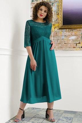 Платье Avanti Erika 840-2 изумруд