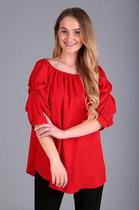 Блузка Таир-Гранд 62367 красный