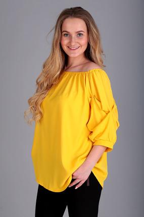 Блузка Таир-Гранд 62367 желтый