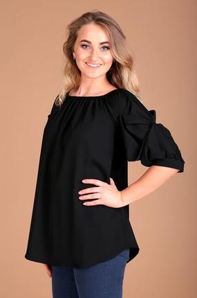 Блузка Таир-Гранд 62367 черный