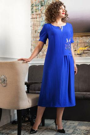 Платье Avanti Erika 965-8 синие тона